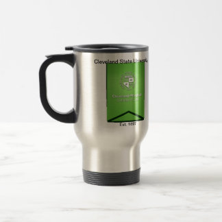 Cleveland State University Law Stainless Travel Mu Travel Mug