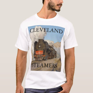 Cleveland Steamers Away Jersey T-Shirt