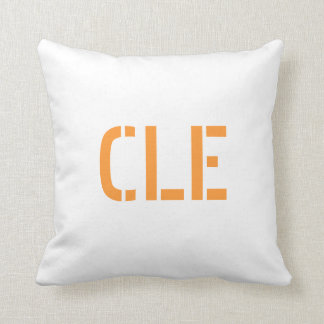 Cleveland Throw Pillow