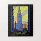 Cleveland ~ Union Terminal Jigsaw Puzzle