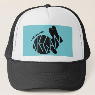 Cleveland Vegan Bunny hat