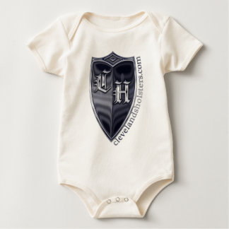 Cleveland's Holsters gear Baby Bodysuit