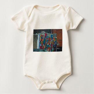 Cleveland's West Side II Baby Bodysuit