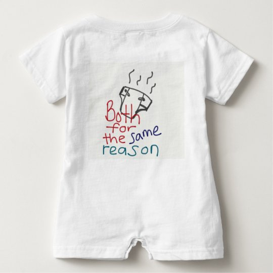 Clever baby body suit baby romper