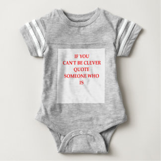 CLEVER BABY BODYSUIT
