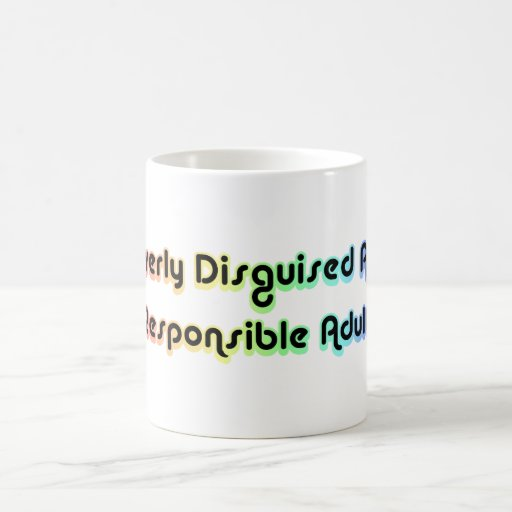 CLEVERLY DISGUISED MUGS