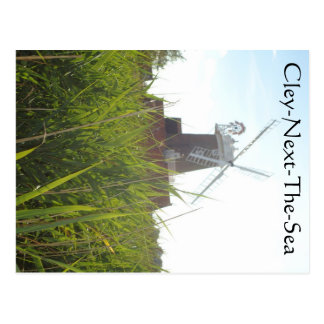 Cley-Next-The-Sea Postcard