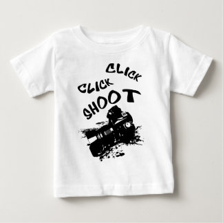 Click click shoot baby T-Shirt