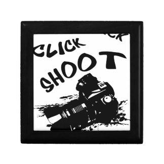 Click click shoot gift box