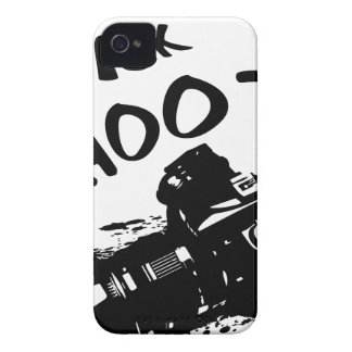 Click click shoot iPhone 4 cases