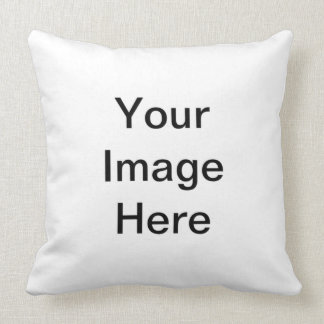 CLICK CUSTOMIZE IT - ADD YOUR PHOTO HERE! MAKE OWN THROW PILLOW