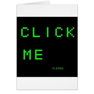 Click.me.pl ease.1 carte de vœux