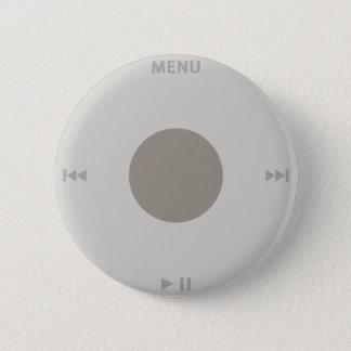 Click Wheel 2 Inch Round Button