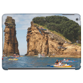 Cliff Diving event Cover For iPad Air