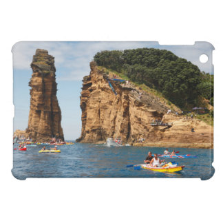 Cliff Diving event Cover For The iPad Mini