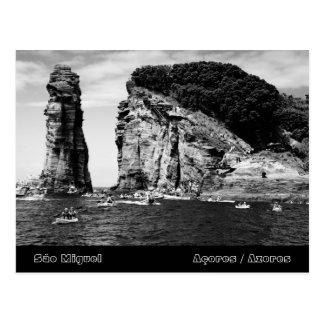 Cliff Diving event Postcard