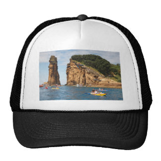 Cliff Diving event Trucker Hat