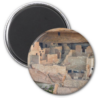Cliff Homes 2 Inch Round Magnet