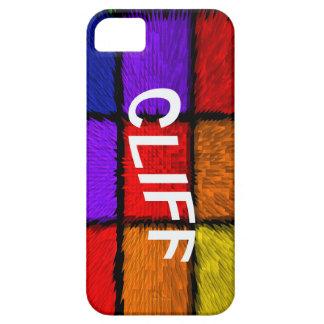 CLIFF iPhone 5 CASES
