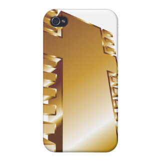 CLIFF - Official iPhone4 Case with Logo Case For iPhone 4