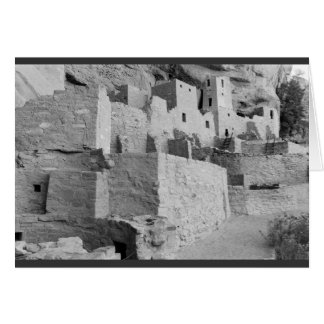 Cliff Palace, Mesa Verde National Park Card