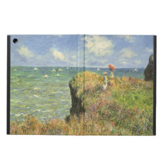 Cliff Walk at Pourville by Claude Monet iPad Air Cover