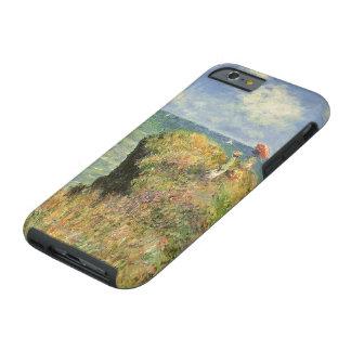 Cliff Walk at Pourville by Claude Monet Tough iPhone 6 Case