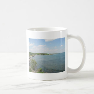 Cliff Walk Newport Rhode Island Coffee Mug