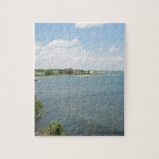 Cliff Walk Newport Rhode Island Puzzles