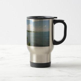 Cliff Walk Newport Rhode Island Travel Mug
