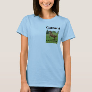 Clifford of Drummond Island Summer 2010 Tour T-Shirt
