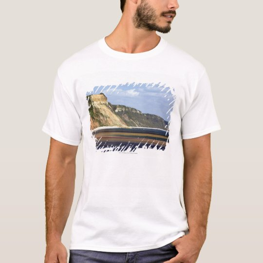 Cliffs Along Jurassic Coast T-Shirt