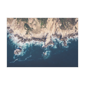 Cliffs | Ocean | Sea | Rocks Canvas Print