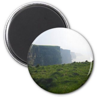 Cliffs of Moher - Ireland 2 Inch Round Magnet