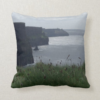 Cliffs of Moher Ireland Irish Pillow