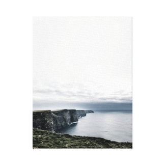 Cliffs of Moher, Ireland Travel Photography Canvas