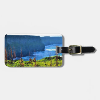 Cliffs of Moher Luggage Tag
