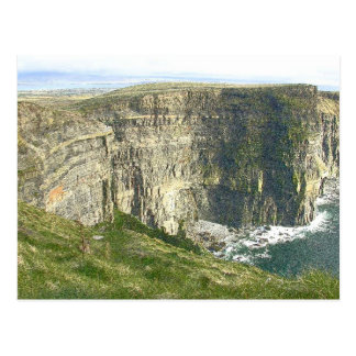 Cliffs of Moher Postcard