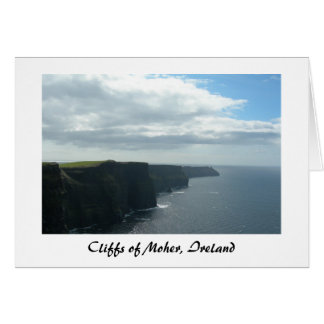 Cliffs of Moher (Title) Card