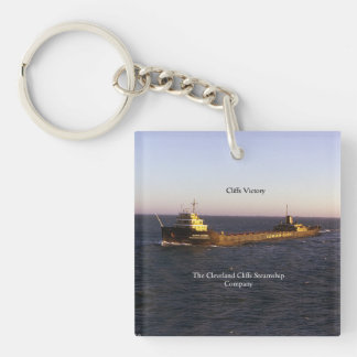 Cliffs Victory acrylic key chain