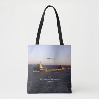 Cliffs Victory all around tote bag