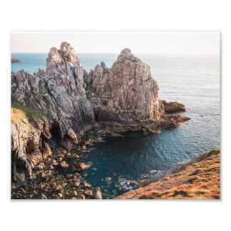 Cliffside Photographic Print