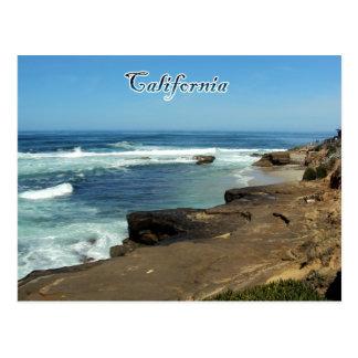 Cliffside Postcard