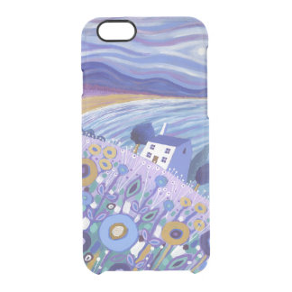 Clifftop Cottage 2013 Clear iPhone 6/6S Case