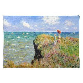 Clifftop Walk at Pourville - Claude Monet Placemat