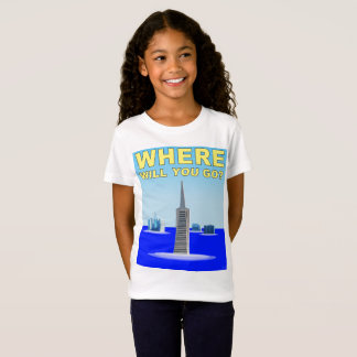 Climate Change: San Francisco Underwater T-Shirt