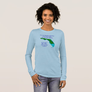 Climate Change - T-shirt, Women's Long Sleeve Long Sleeve T-Shirt