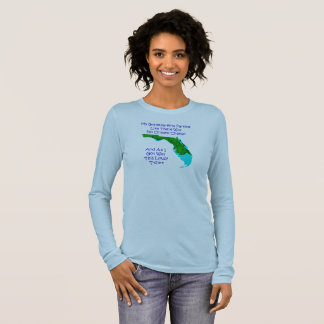 Climate Change - T-shirt, Women's Long Sleeve Long Sleeve T-Shirt