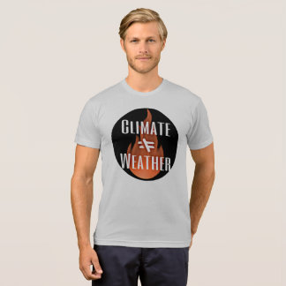 Climate does not equal weather : Tshirt