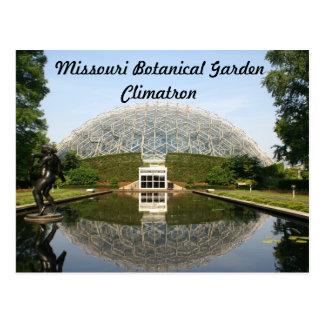 Climatron Postcard